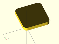OpenSCAD Introduction