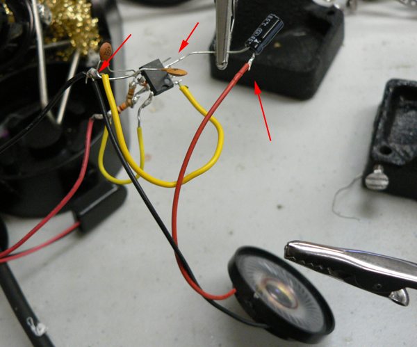 dark detector 08 cap speaker png